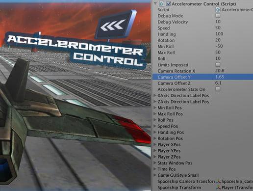 Accelerometer Control