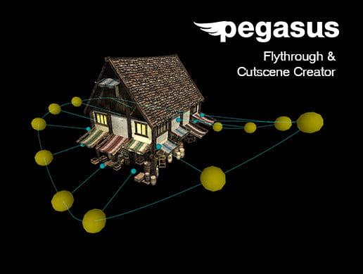 Unity Asset Pegasus free download