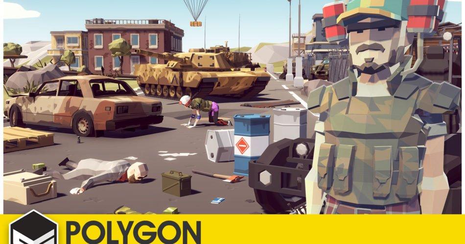 POLYGON - Battle Royale Pack