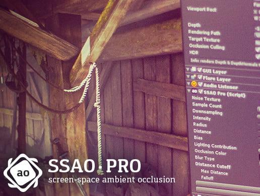 SSAO Pro