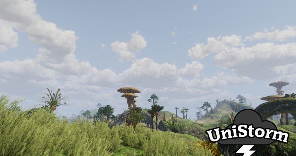 UniStorm - Volumetric Clouds, Sky, Modular Weather, and Cloud Shadows