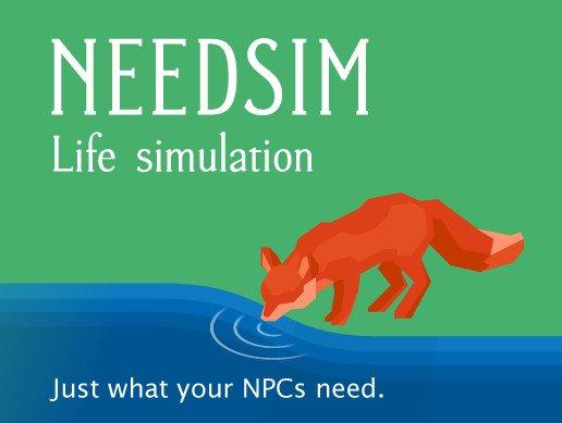 NEEDSIM Life Simulation