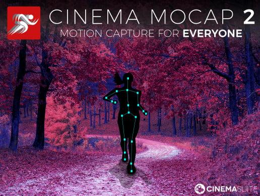 Cinema Mocap 2 - Markerless Motion Capture