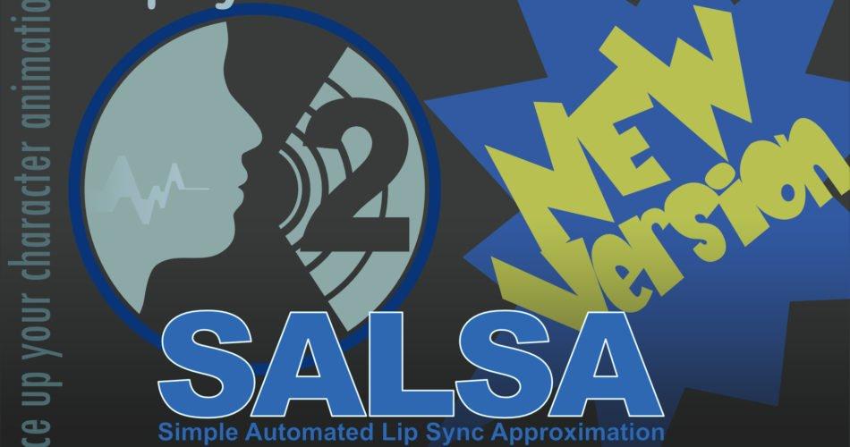 SALSA LipSync Suite