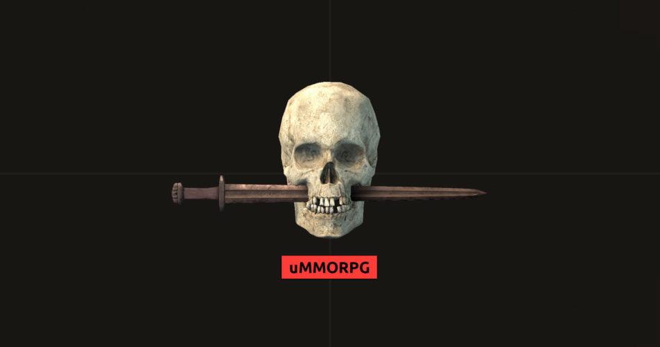 Unity Asset uMMORPG Remastered free download