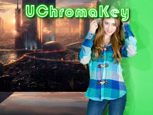 Unity Asset U Chroma Key v1.4 free download