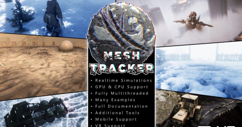 Unity Asset Mesh Tracker free download