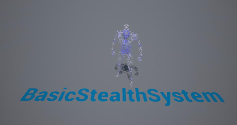 Unity Asset BasicStealthSystem free download