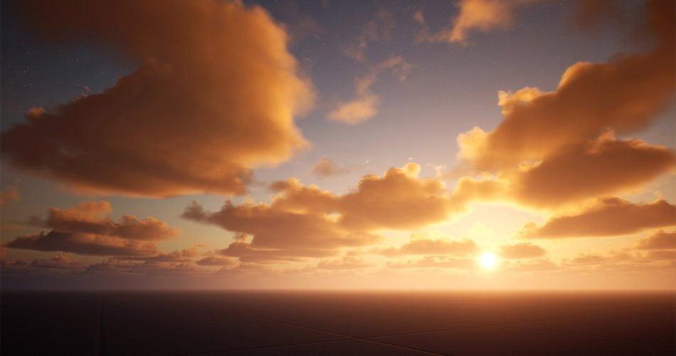 Unity Asset Ultra Dynamic Sky free download