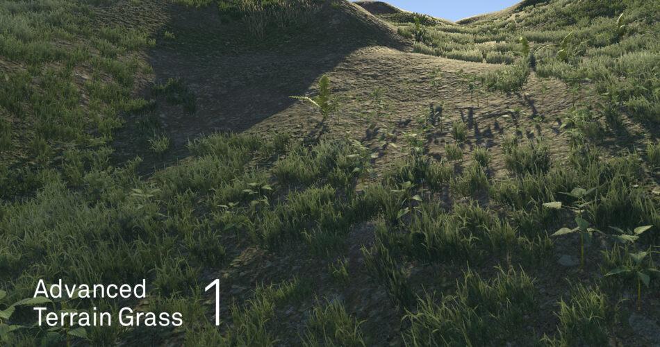 Advanced Terrain Grass