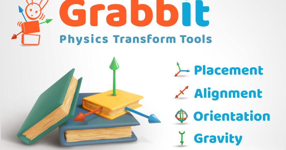Grabbit - Editor Physics Transforms