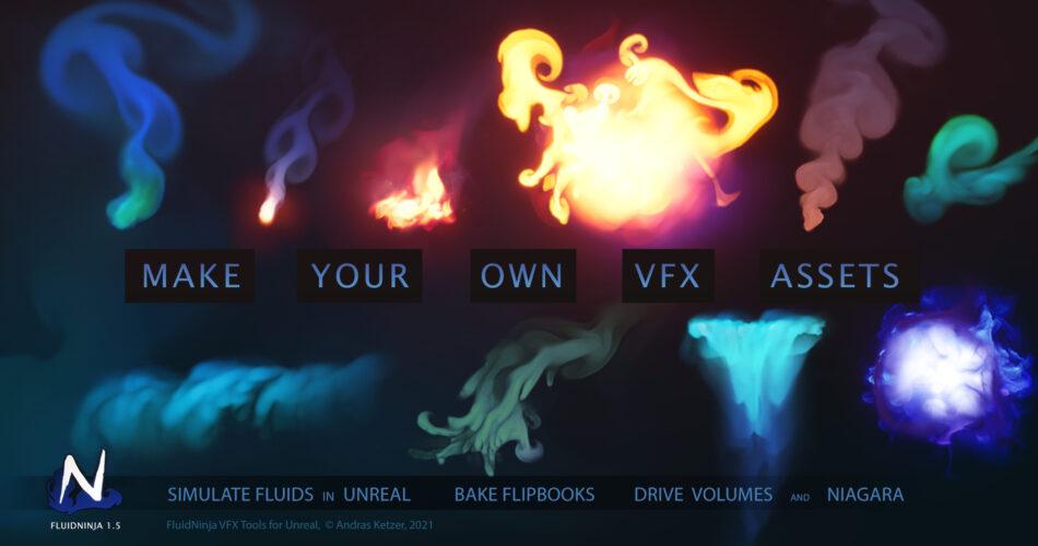 FluidNinja VFX Tools