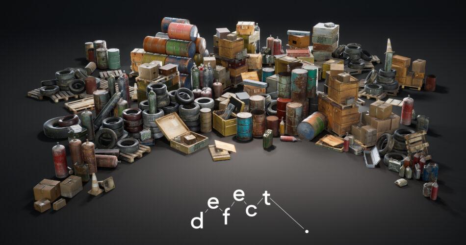 Defect Ultimate Props Bundle Vol.1