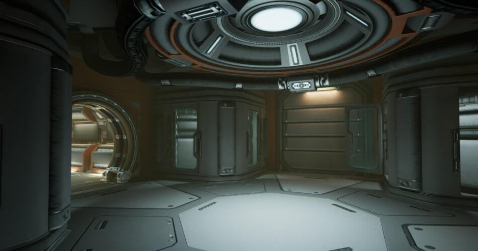 Modular Sci-Fi Environment I