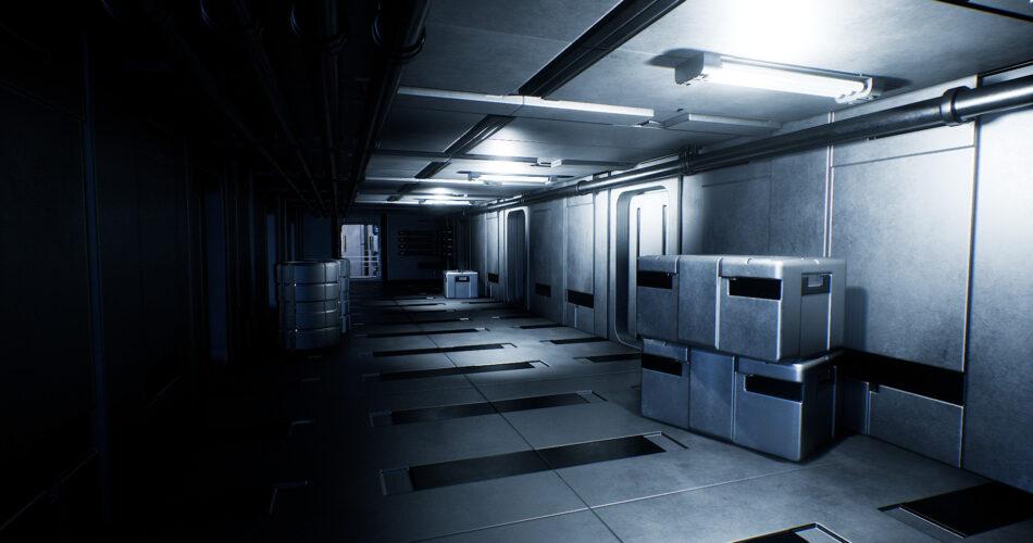 Sci-Fi Interior Pack