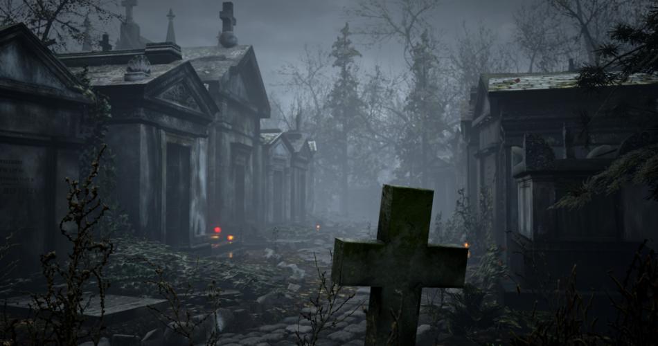 Cemetery Full Pack