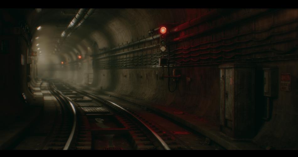 City Subway Tunnel