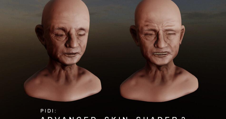 PIDI : Advanced Skin Shader 2 - Standard Edition