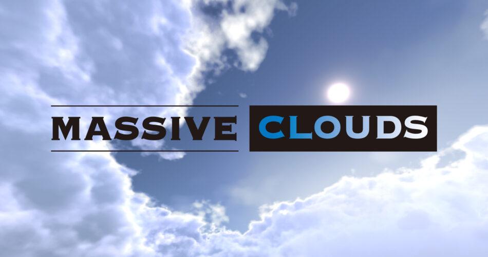 Massive Clouds - Screen Space Volumetric Clouds