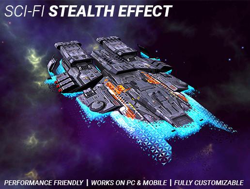 Sci-Fi Stealth Effect
